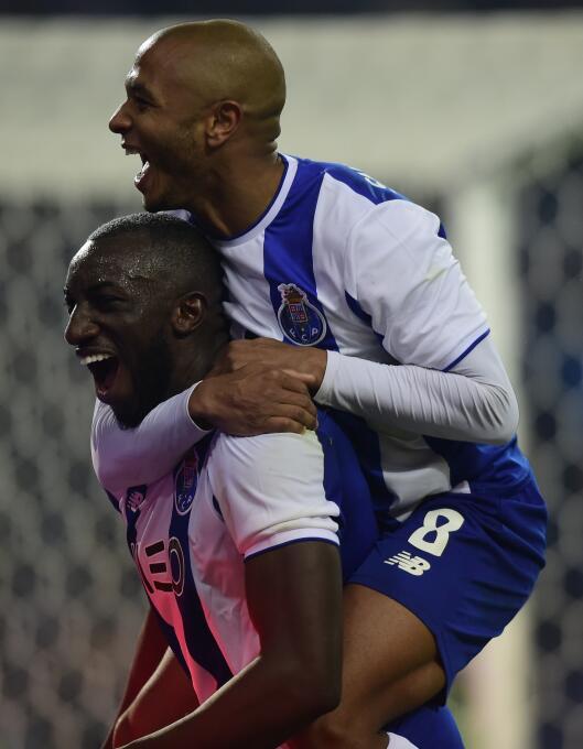Con gol de Reyes, el Porto ganó, sigue invicto y en la pelea por el lide...