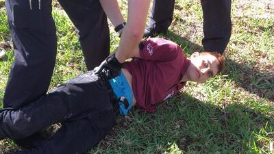 Arresto Nikolas Cruz