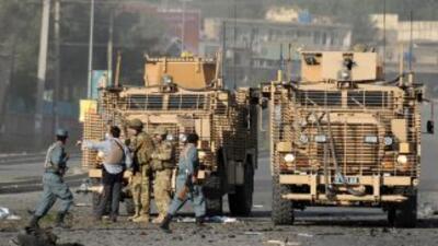 La policía militar abrió una investigación contra dos soldados británico...