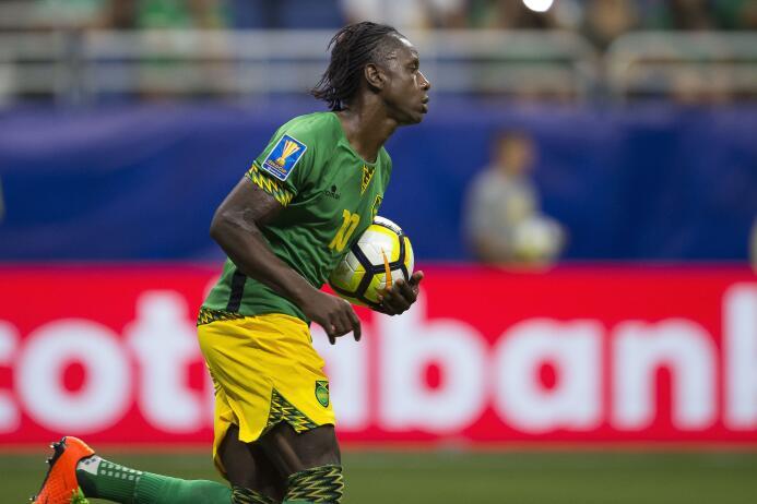 Darren Mattocks (Jamaica): 2 goles