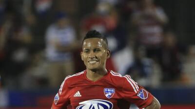 Michael Barrios, FC Dallas