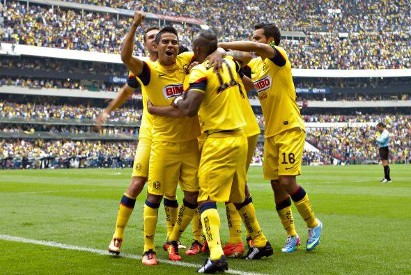 5.- La fase regular del Clausura 2013 de las Águilas fue muy posi...