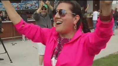 Fanáticos del área de la bahía celebraron el histórico triunfo de México