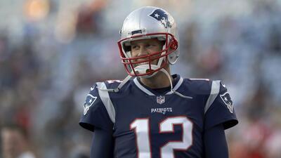 Tom Brady piensa jugar contra los Eagles para debutar ya en la pretemporada