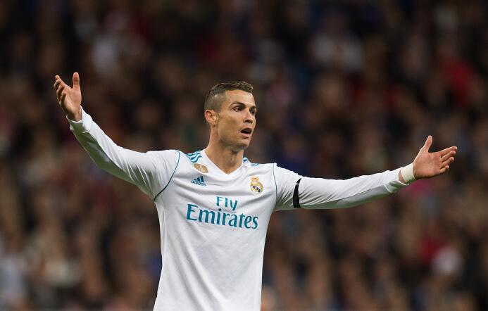 Delantero: Cristiano Ronaldo hace parte del tridente que la UEFA ha eleg...