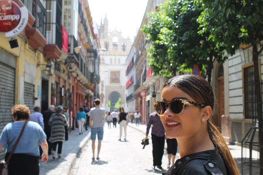 Estas son las fotos más bellas de Clarissa Molina en Sevilla IMG_4361.JPG