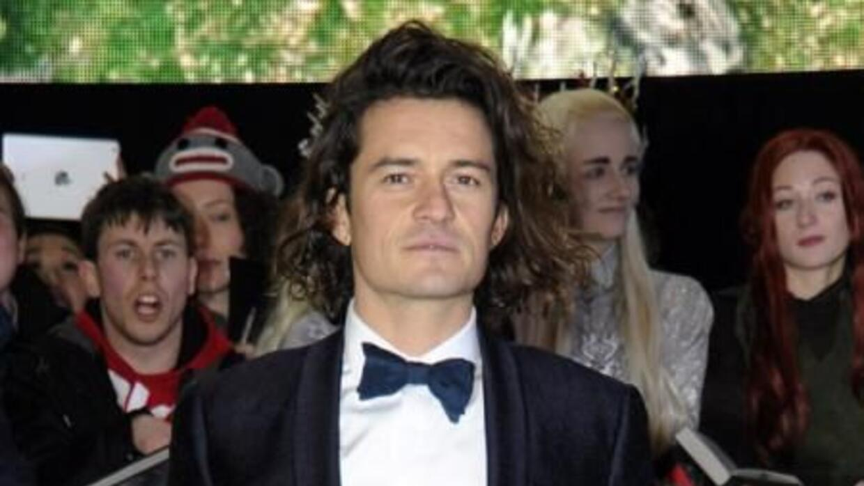 El actor Orlando Bloom se separó de la modelo Miranda Kerr el año pasado...