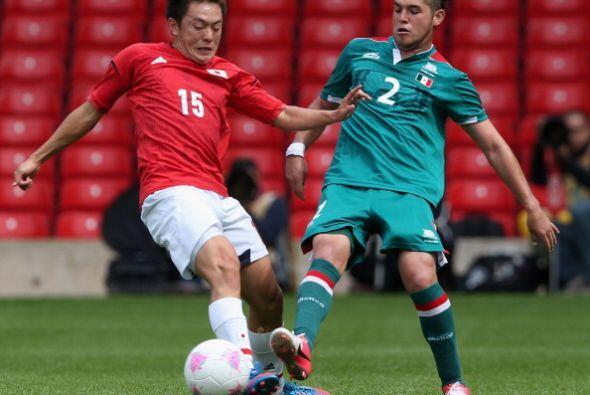 Japón anotó un gol antes del primer minute y a partir de allí domino la...