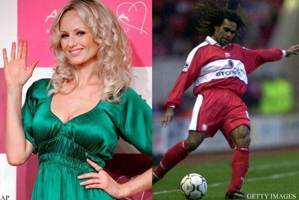 ADRIANA Y CHRISTIAN KAREMBEU: La modelo eslovaca y el futbolista francés...