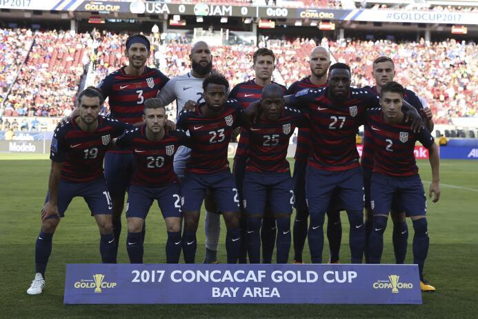 Estados Unidos es el campeón de la Copa Oro 2017 GettyImages-823273884.jpg