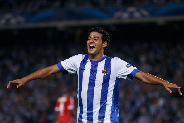 Real Sociedad y Mallorca se enfrentaron en la Jornada 22  y en la cancha...