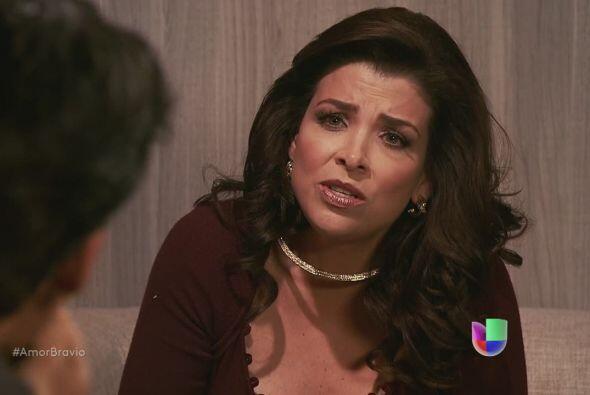 Miriam quiere hacerse la revisión médica en Chile no piensa esperar más...