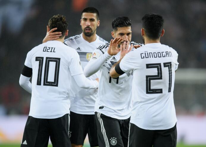 1. Alemania (UEFA) - 1,602 puntos
