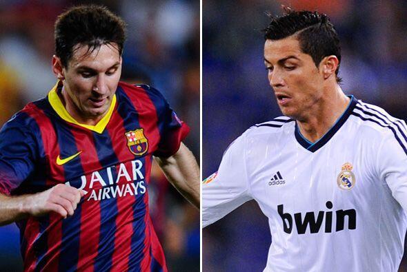 Y por supuesto, esta el duelo de Messi y Ronaldo, pero este ya no es nue...