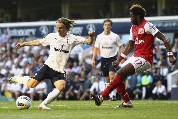 Pero Tottenham no se conformaría con un empate.