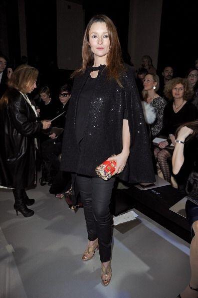 ¿Qué opinan del 'outfit' de Audrey Marnay? ¿Pudo haber ido más 'glamouro...