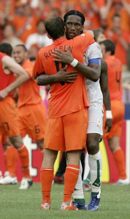 De Tito a Drogba: cinco cosas que debes saber de la vida de Didier Getty...