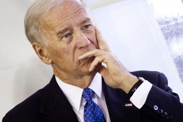 El vicepresidente de EU, Joe Biden, es otro de los funcionarios de Obama...