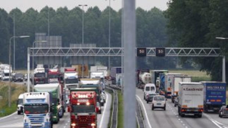 El proyecto de la carretera marítima para descongestionar las autopistas...