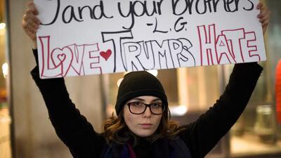 Filadelfia, símbolo de los orígenes de EEUU se une a la rebelión contra Trump