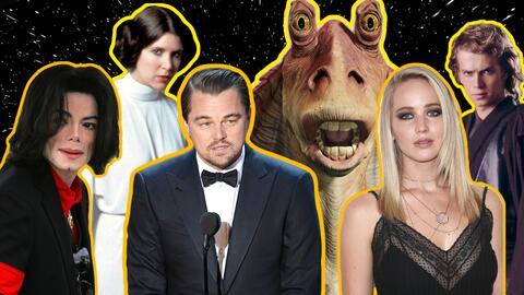 Los actores que casi se quedan con los protagónicos de Star Wars