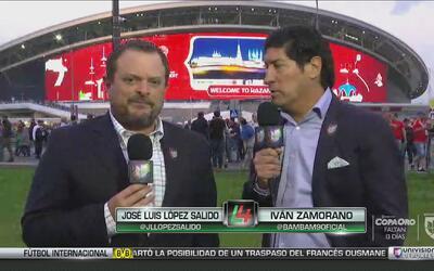 """Opinión de Experto: """"México aprovechó las circunstancias del juego"""""""