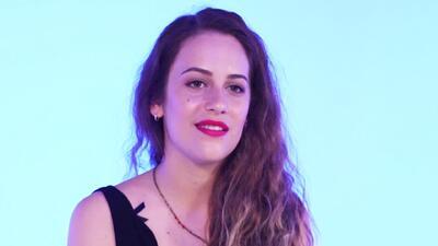 Delfina Cheb: 'Cuando una familia se va de un país porque no son bienven...