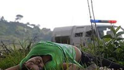 Cuatro mujeres fueron masacradas en El Salvador, dos de ellas menores de...