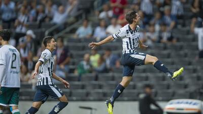 En fotos: Con una cuota de sufrimiento Rayados elimina 4-2 a los Cañeros en la Copa MX