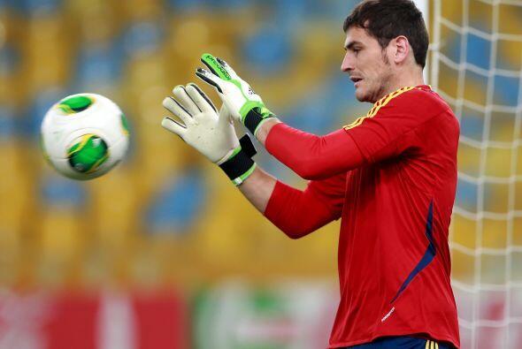 Iker Casillas. Posición: Portero. Fecha de nacimiento: 20 de mayo de 198...