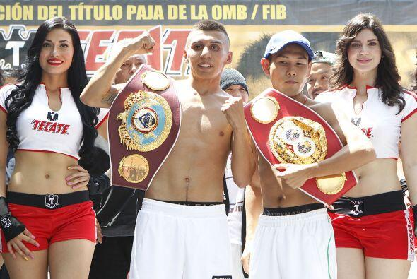Francisco ¨Chihuas¨ Rodríguez, campeón mundial paja OMB y el japonés Kat...