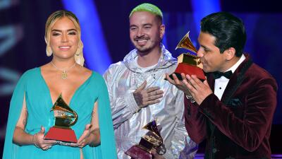 Ganadores del Latin GRAMMY 2018: lista completa foto a foto
