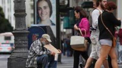 Uno de cada cuatro hispanos vive en condiciones de pobreza, según el Cen...