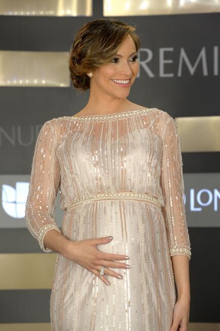 Satcha Pretto segundo embarazo