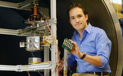 Joven mexicano crea un simulador espacial para la prueba de prototipos d...