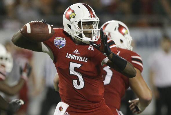 3. Teddy Bridgewater, QB, Louisville (AP-NFL).