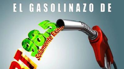 ¡Todo el mes de junio prepárate para escucharnos diariamente y ganar gas...