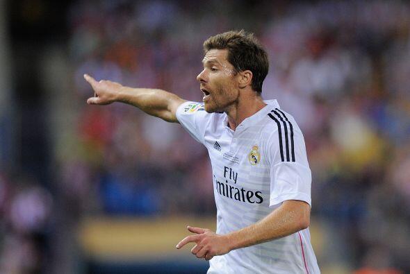 La garra y coraje de Xabi Alonso serán extrañados en el clásico de Españ...