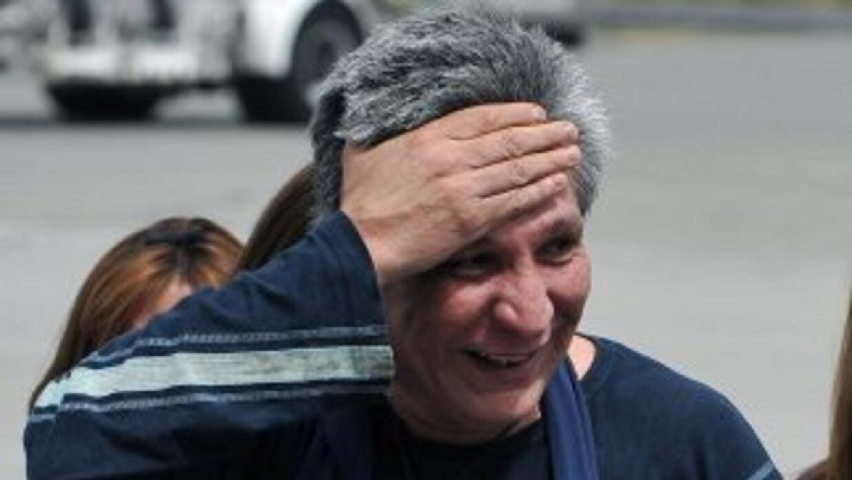 Sigifredo López, el único superviviente de los doce diputados regionales...