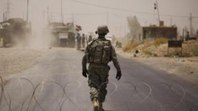 La guerra en Irak dejó varios soldados heridos cuyas historias fueron oc...