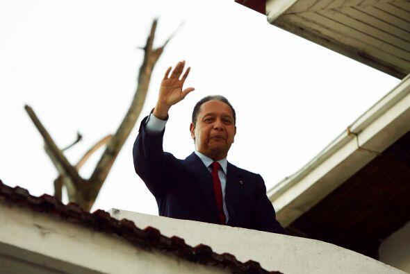 """""""Fui yo quien inició el proceso democrático. Cuando me llaman tirano me..."""