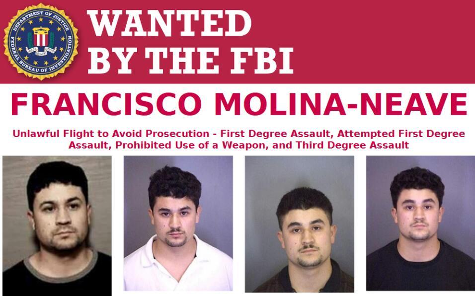 Los más buscados en Texas por el FBI