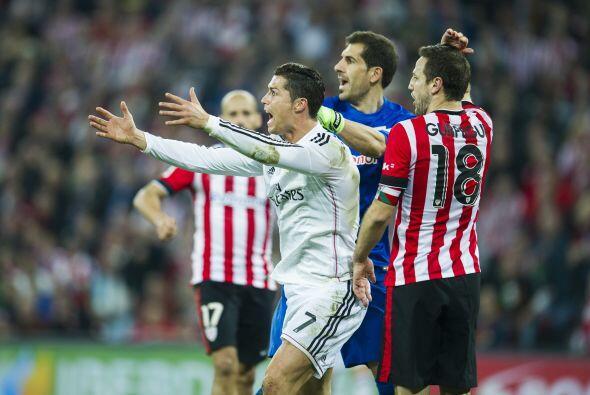 El 7 de marzo el Real Madrid perdió en su visita al Athletic de B...