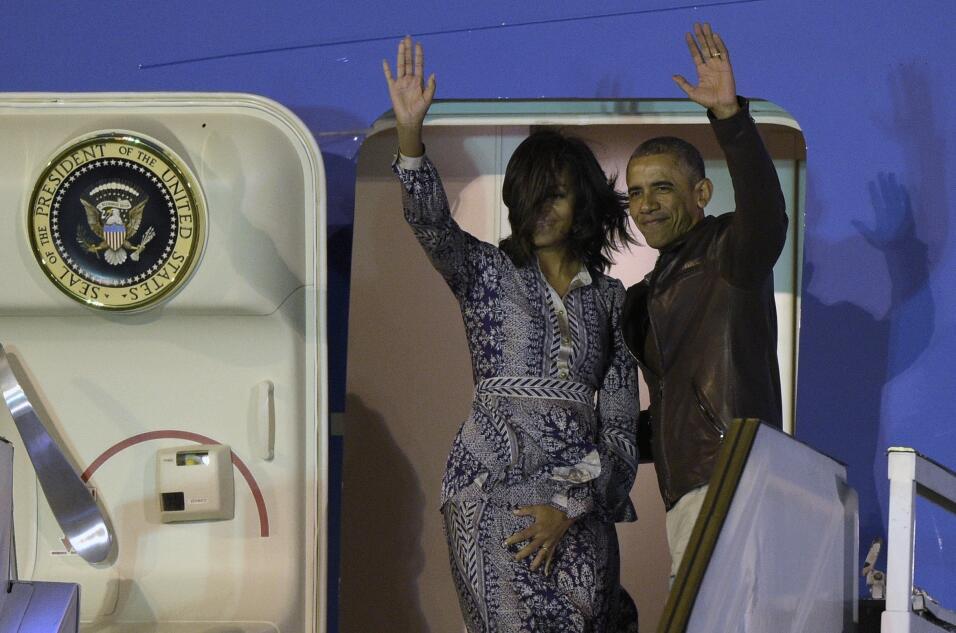 Michelle Obama en Argentina