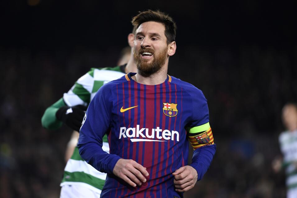 2. Lionel Messi (Barcelona / Argentina)
