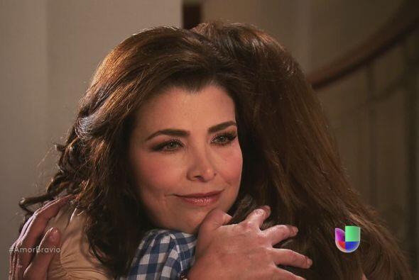 Miriam se despide de Camila y le agradece todo lo que ha hecho por su Da...