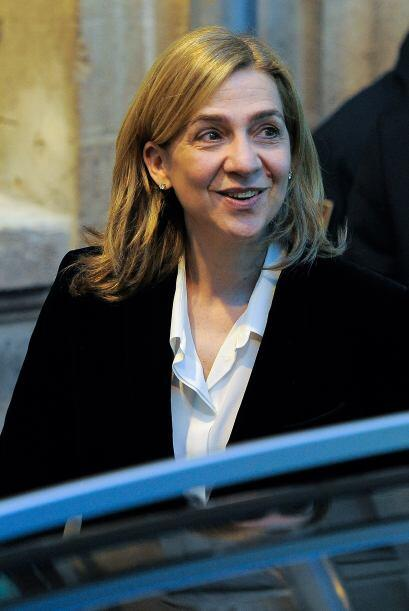 ILa infanta Cristina explicó durante seis horas y media de declaración j...