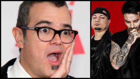Aleks Syntek vuelve atacar al reggaetón y JBlavin le responde