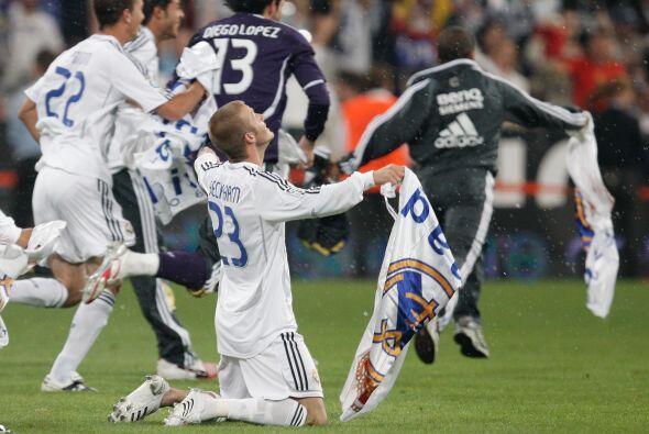 En su etapa como centrocampista del Madrid solo conquistó la Liga, la de...