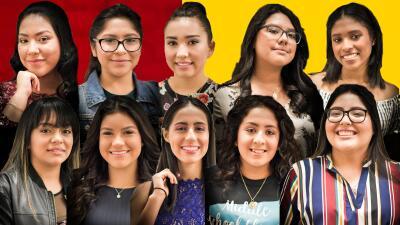 10 quinceañeras, 10 sueños: conoce a las jóvenes que aspiran a la beca universitaria de Despierta América